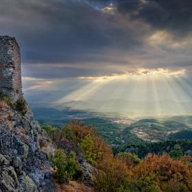 Утро на крепостта Устра