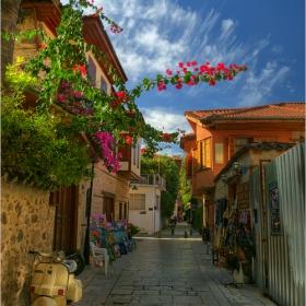 Antalaya Old Town (Kaleici)...