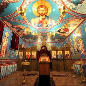 Обновения параклис Свети Пантелеймон в МБАЛ