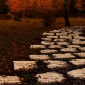 Пътят на есента!
