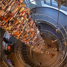 Книжната спирала