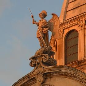 Шибеник - Фрагмент от катедралата