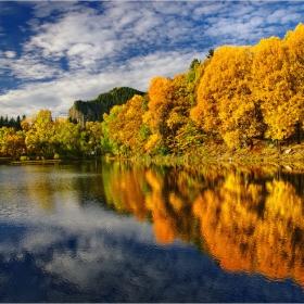 Из... разказите на есенното огледало...