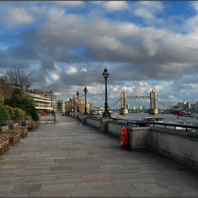 Лондонска панорама