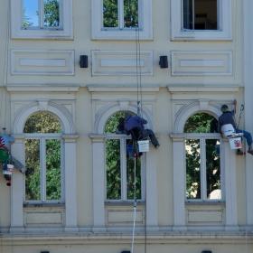 Софийски работи - освежаване на сгради