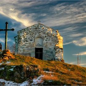 Свети Йоан Летни... през зимата...