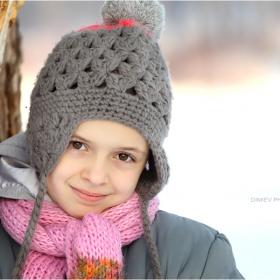 П. - зимен портрет