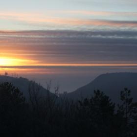 Последният изгрев на 2012