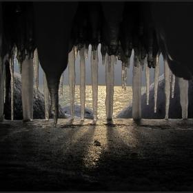 В затвора на зимата