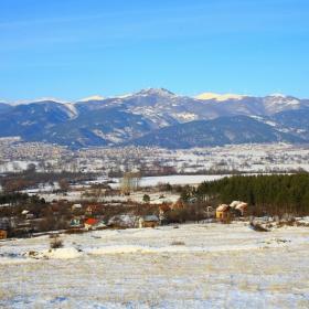 Планинска гледка!