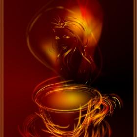 С аромат на кафе...