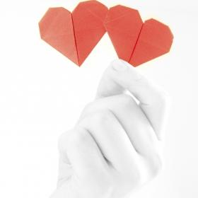 ... две сърца са едно, това май го знае всяко дете ...
