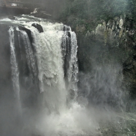 Snoqualmie Falls ( Washington State)