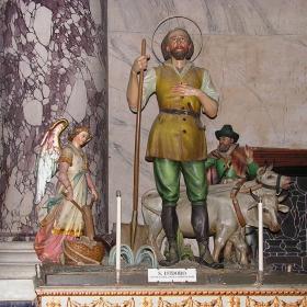 Статуетка на S. Isidoro