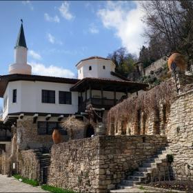 Дворецът - лятна резиденция на румънската кралица Мария