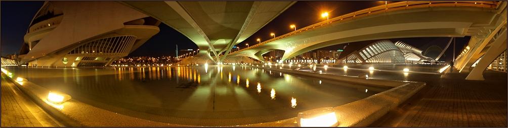 Градът на науката и изкуствата, Валенсия