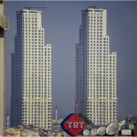 Кулите-близнаци ... ,но в Истанбул!