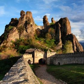 Белоградчишката крепост