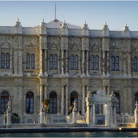 Долмбахче - резиденция на султани и президенти!