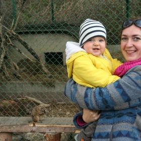За пръв път в зоопарка