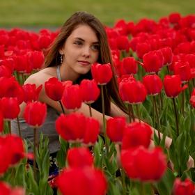 Славина и Пролетта (Мечти в червено)