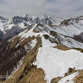 Масив Триглав , Централен Балкан
