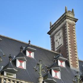 Университетската библиотека в Льовен - фрагмент 3