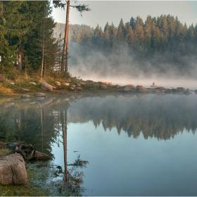 Утро в Родопите