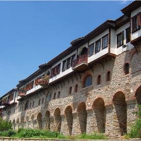 Манастир Agia Anastasia Farmakolytria (1522 г.)