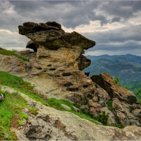 Сфинксът на Родопа планина...