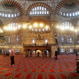 Джамията Селимие в Одрин