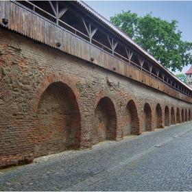 Сибиу_източната крепостна стена (ХІV-ХV в.)!