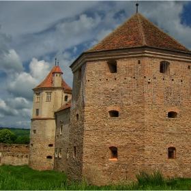 Кулите на Făgăraş  (ХІV-ХVІІ век)!