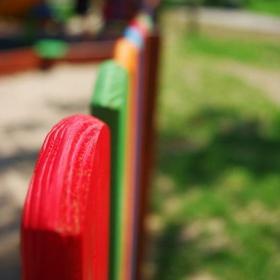 цветно детство