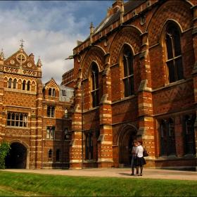 Хайде към Оксфорд....при детето