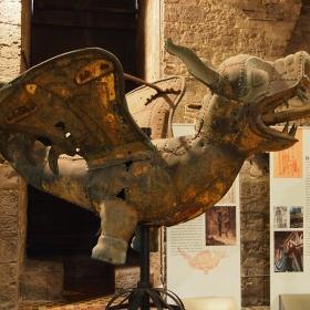 Гент - Експонат от музея на Belfort