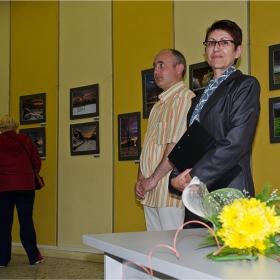 Откриване на първата самостоятелна изложба на нашия чудесен колега kokofesha -