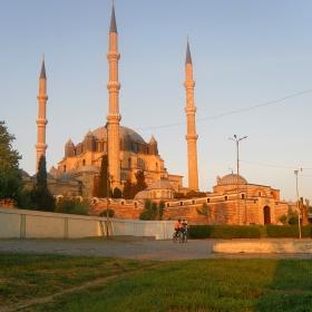 Джамията Селимие в Одрин 4