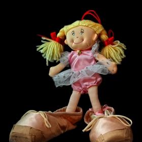 Когато порасна ще стана балерина