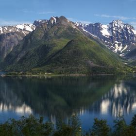 Hjorungfjord