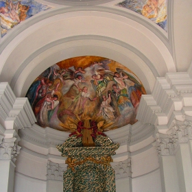 Pueblo Espanol - Iglesia S.Felix - Детайл 2