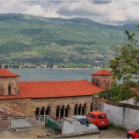 Охридска гледка!