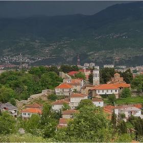 Спомен од Македонија - дъждовни хоризонти - 1!