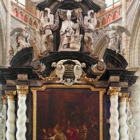 Гент - Из Църквата Св. Никола