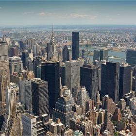 Птичи поглед - Манхатън