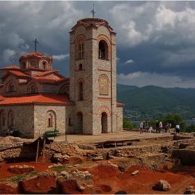 """Спомен од Македонија - църквата """"Св. Св. Климент и Пантелеймон"""" - 2!"""