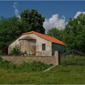 Спомен од Македонија - църквата