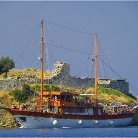 ΑΓ  ΝΙΚΟΛΑΟΣ и руините на Ликитос!