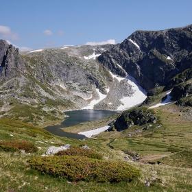 Рилските езера - Близнака и Харамията
