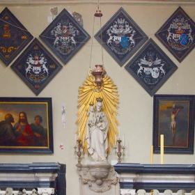 Антверпен - Из църквата St.James